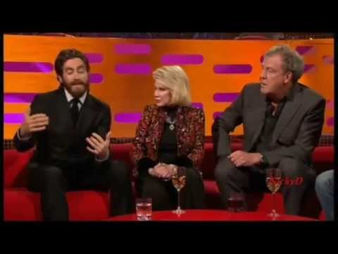 The Graham Norton   30.11.12 Joan Rivers, Jake Gyllenhaal, Jeremy Clarkson & James May