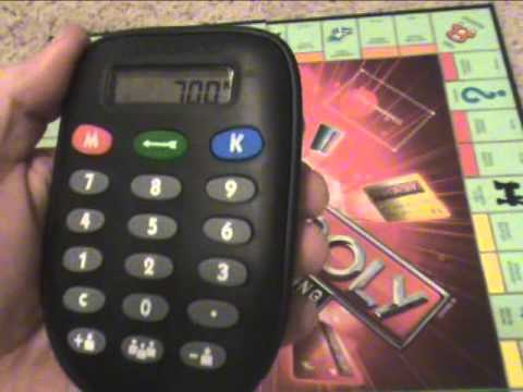 How To Play Monopoly Electronic Edition Youtube