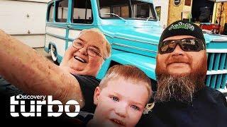 Justin termina proyecto final de su papá fallecido | Justin y Nick: Supermecánicos | Discovery Turbo