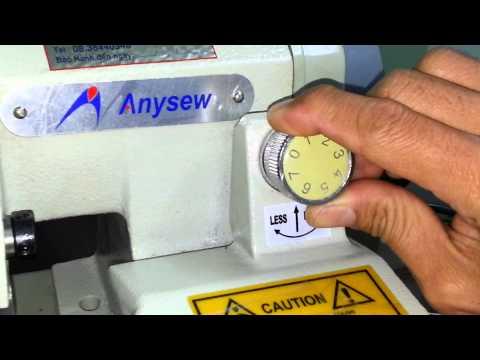 Hướng dẫn sử dụng máy Vắt Lai Anysew