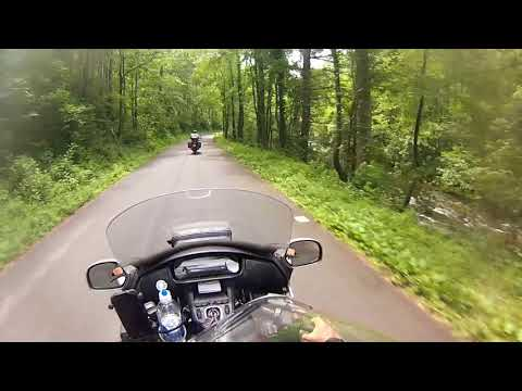 Quick Cherohala- MBK Motorcycle Tours