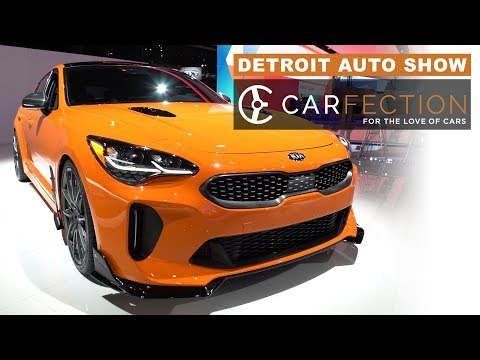 2018 Detroit Auto Show: All The Interesting Stuff In One Video - Carfection