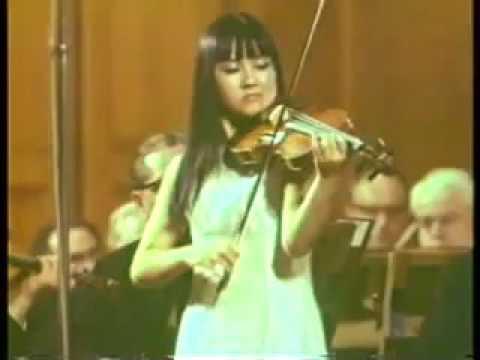 Mayumi Fujikawa Tchaikovsky concerto