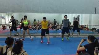 Aerobic Boxing 2.MP4