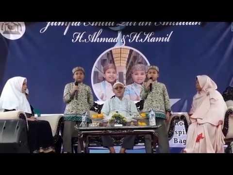 Download Lagu H. Ahmad dan H. Kamil, surat Ar Rahman 1-40