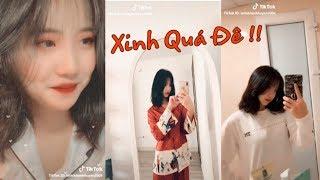 Tik Tok Việt Nam || Khánh Huyền Chơi Tik Tok Rất Dễ Thương || Củ Kiệu TV #13
