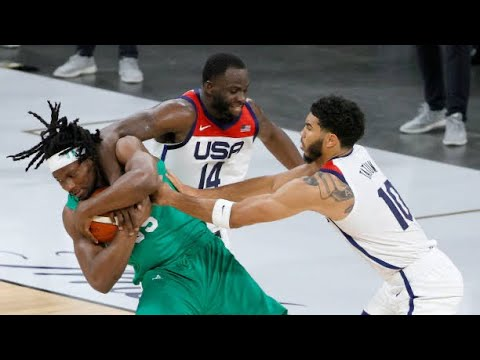 Download Nigeria vs USA Full Game Highlights   July 10   2021 Olympics
