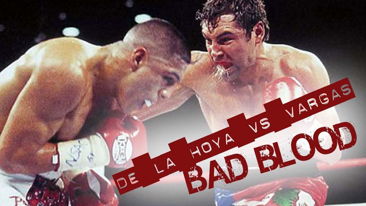Image result for Oscar De La Hoya fernando vargas
