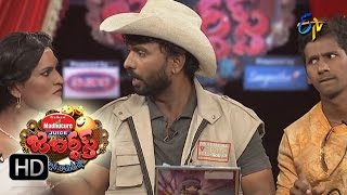 Jabardasth - Adhire Abhinay Performance - 14th July 2016 - జబర్దస్త్