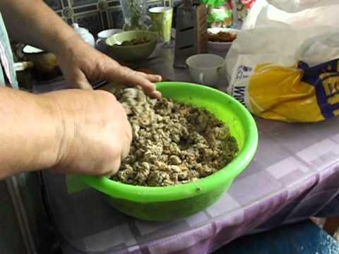 готовим корм для цыплят от 1 до 7 недель ( яичные породы )