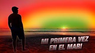 BOLIVIANO CONOCE EL MAR POR PRIMERA VEZ! | Iquique, Chile thumbnail