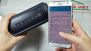 ✆ 082.7788333 - Loa di động Bluetooth LG PK3