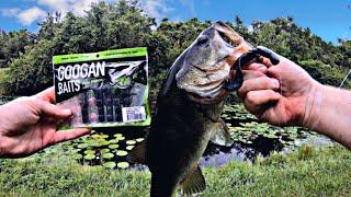 Googan Baits Krackin Craw- How To- Catching Bass