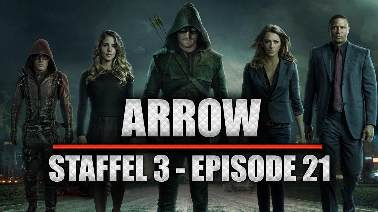 Arrow Staffel 6 Deutsch