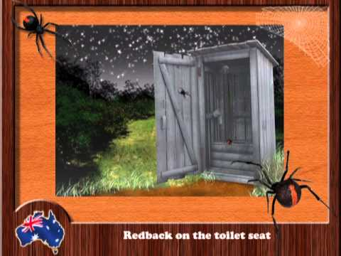 Slim Newton - Redback on the Toilet Seat