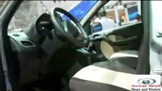 Обзор нового Great Wall Hover M1 (Mini SUV, полноприводный GWPeri 4x4)