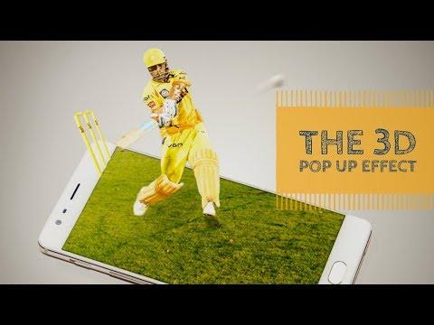 Creating a 3D POPup | 3D POPup effect |Photoshop tutorial 2018