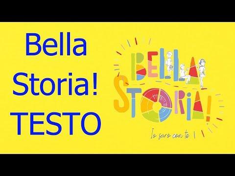 Bella Storia!-Tema Oratorio