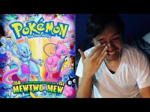 I React to Pokémon the First Movie!