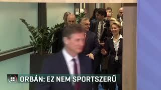 Orbán: ez nem sportszerű  20-02-03