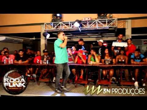 MC G3 :: Medley ao vivo :: Roda de Funk Oficial TRAVEL_VIDEO