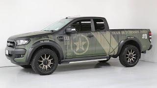 2016 Ford Ranger XLT Supercab 4x4 CAMO -Team Hutchinson Ford