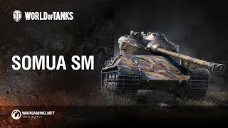 Somua SM. Kończ to, co zacząłeś [World of Tanks Polska]