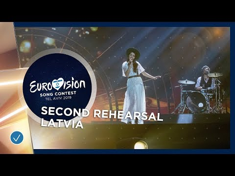 Latvia 🇱🇻 - Carousel - That Night - Exclusive Rehearsal Clip - Eurovision 2019
