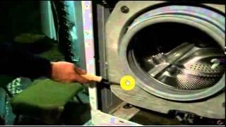 Как снять переднию панель на стиральной машине Самсунг и Рейнфорд(Это видео специально снято, для людей которые не хотят тратить свои кровно заработанные на вызов мастера...., 2015-02-04T23:14:34.000Z)