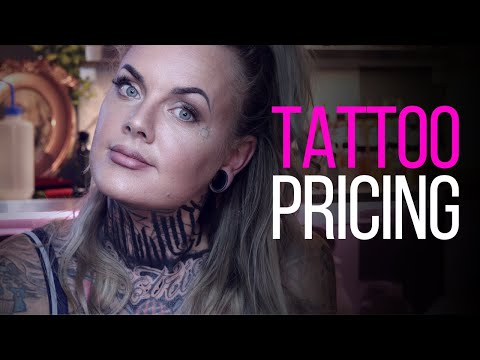 Tattoo Pricing - ★ TATTOO ADVICE ★ By Tattoo Artist Electric Linda
