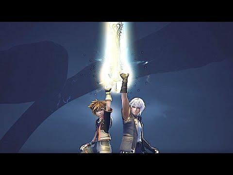Riku And Sora EPIC Fusion Kingdom Hearts 3 English