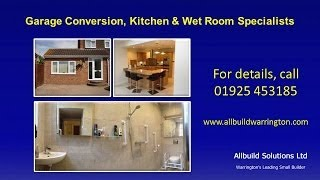 Garage Conversions | 01925 453185 | Warrington Builder - Garage Conversions