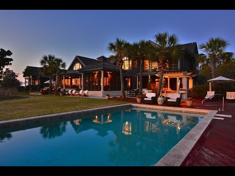 420 Ocean Green, DeBordieu Colony, Coastal South Carolina