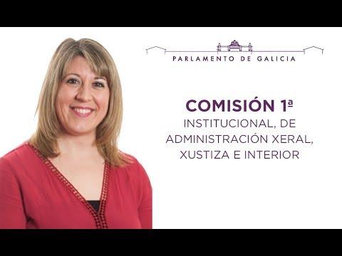 28.02.2018 Comisión 1ª - Carmen Santos