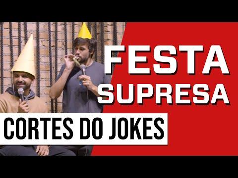 ANIVERSÁRIO DO VENTURA - Cortes do Jokes