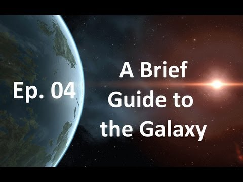 A Brief Guide to the Galaxy Ep. 4 - [EvE Online Let's Play Tutorial for New Players]
