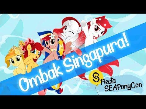 Ombak Singapura! (Fiesta SEAPonyCon Theme)