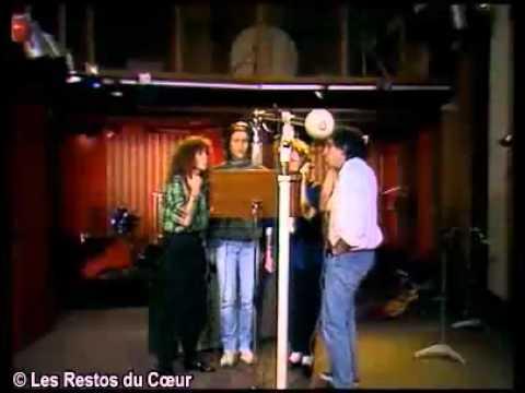 Enfoirés 1986 _ ''La chanson des Restos'