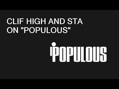 Populous Secret Sauce.  // STA interview with Clif high. EN