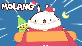 Molang - 🎄🎅Ultimate #Christmas Compilation🎁 ✨ | #cutecartoon #funnycartoon #noel