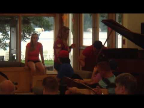 CNIB Camp Lake Joseph - July 14 to 20, 2013