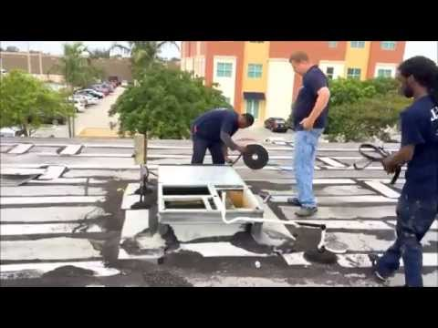 How To - Commercial HVAC Installation - Removal Procedures | Universal air and Heat