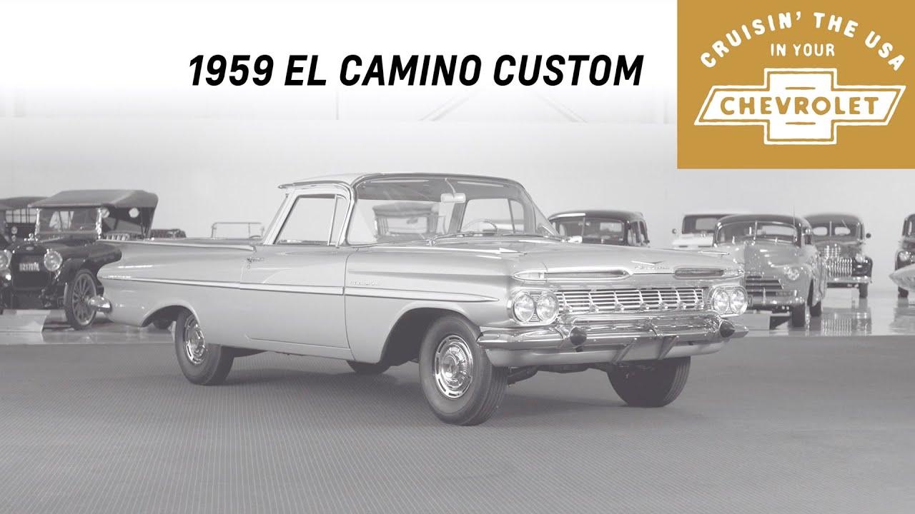 1959 El Camino Custom | Chevrolet