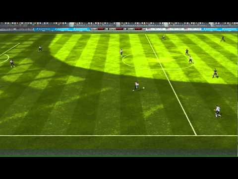 FIFA 14 iPhoneiPad - FC WafflesFTW vs All Boys