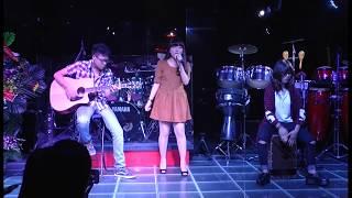 My everything(live) - JG một chặng đường - Hoàng Quốc(guitar) + Huyền Phạm(Vocal) + Hiền Lê(Cajon)