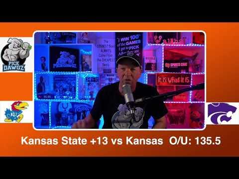 Kansas State vs Kansas 2/17/21 Free College Basketball Pick and Prediction CBB Betting Tips