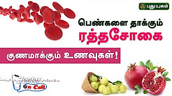 Anemia and Women Foods are good for Anaemia