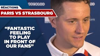POST MATCH INTERVIEW : PARIS SAINT-GERMAIN vs STRASBOURG