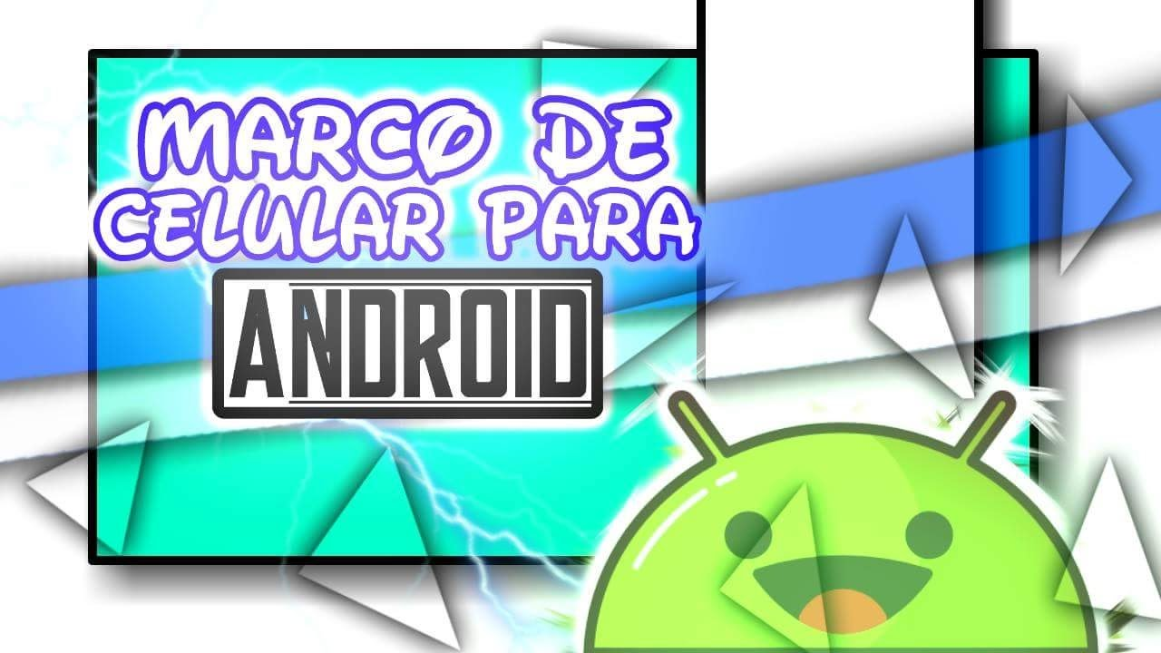 Como poner marcos para fotos en android........ - YouTube