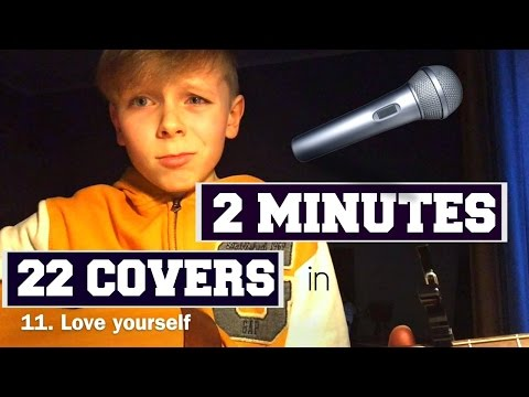 22 Covers In 2 Minutes
